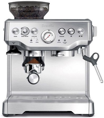 Breville BES870XL Espresso Machine