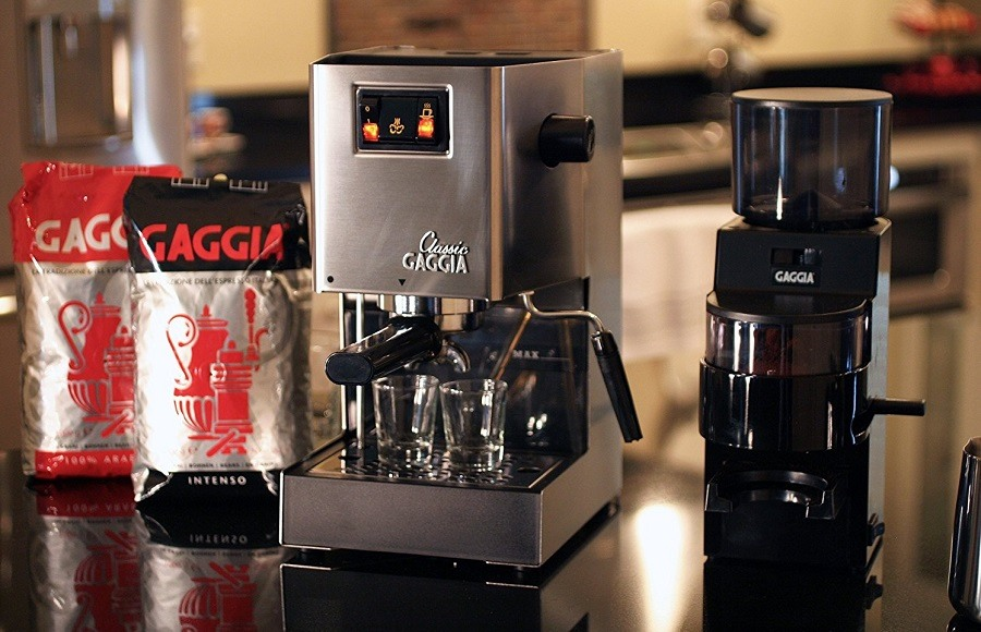 The Gaggia Classic Espresso Maker Review