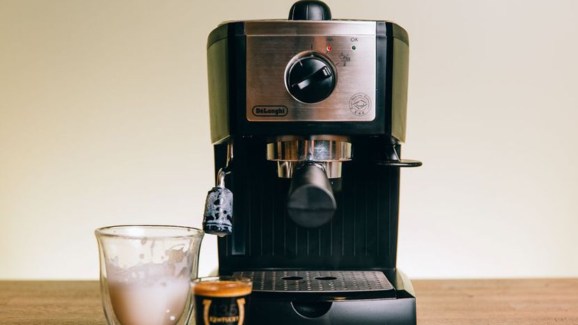 DeLonghi EC155 Pump Espresso Review