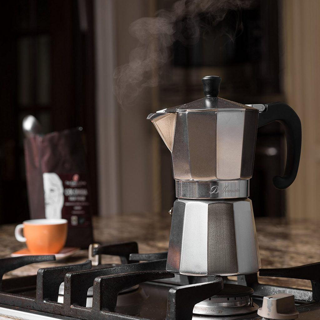Bellemain 6-Cup Stovetop Espresso Maker (Moka Pot) Review