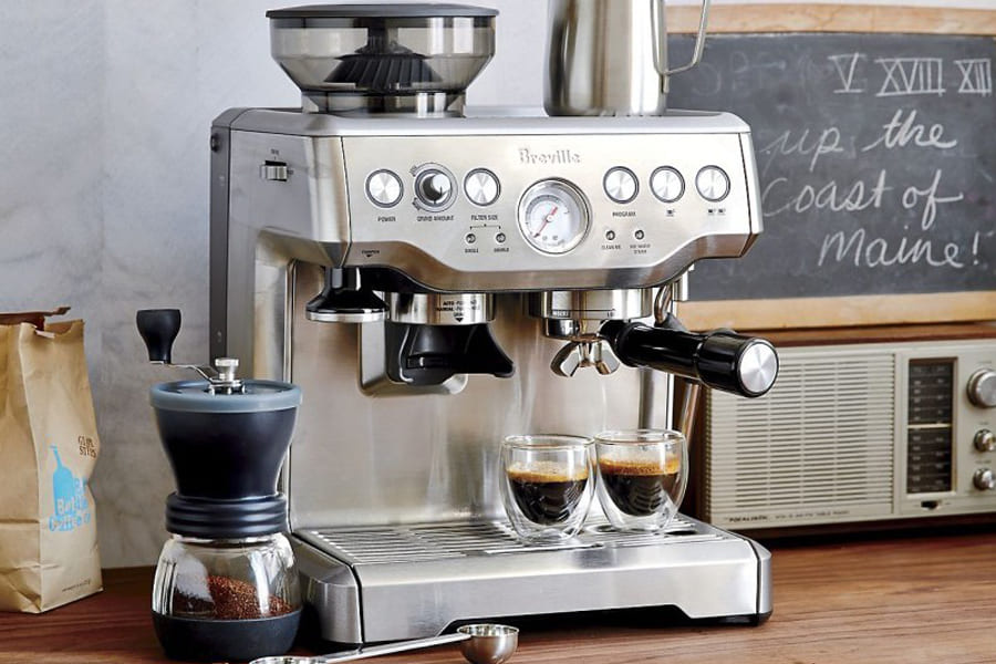 Breville BES870XL Espresso Machine Review