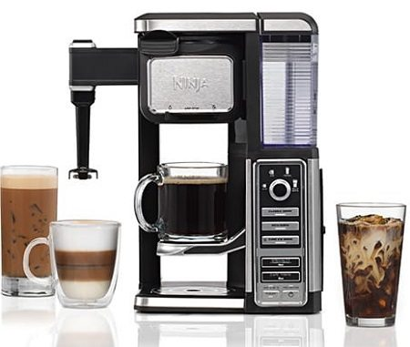 Ninja CF112 Coffee Bar Single Serve System pic